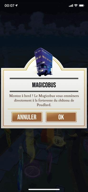 Magicobus Wizards Unite