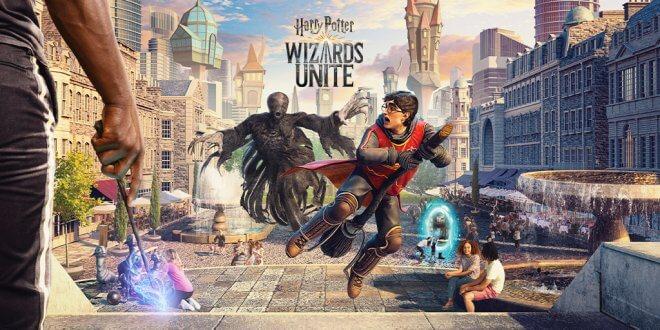 Le Quidditch à l'honneur sur Wizards Unite