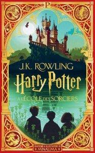MinaLima déménage et la version illustrée de Harry Potter à l'école des sorciers est confirmée le 22 octobre