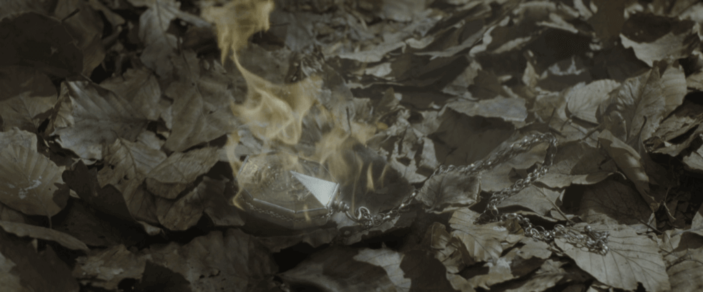 Foreshadowing dans Harry Potter : le médaillon de Serpentard