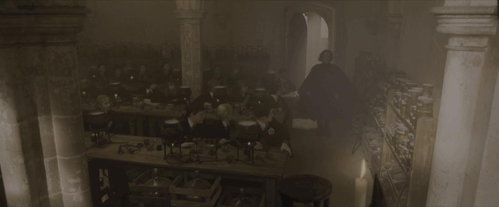 Foreshadowing dans Harry Potter : le bézoard