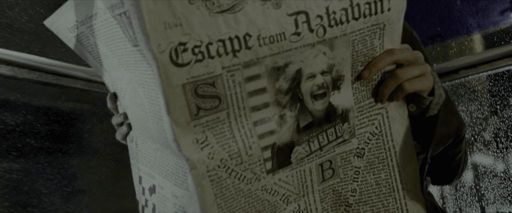 Foreshadowing dans Harry Potter : Sirius Black