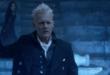 Johnny Depp abandonne le rôle de Grindelwald