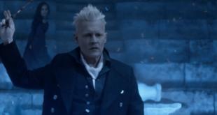 Gellert Grindelwald ne sera plus Johnny Depp
