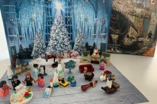 Calendrier de l'Avent 2020 Lego
