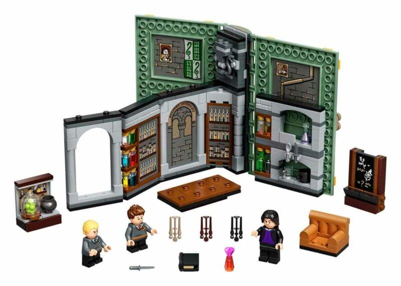 Lego Poudlard potions