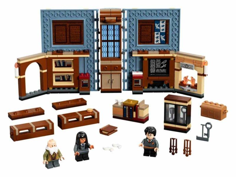 Lego Poudlard sortilèges
