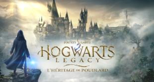 Visuel Hogwarts Legacy : l'Héritage de Poudlard
