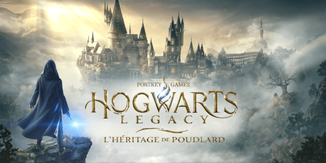 Report de la sortie de Hogwarts Legacy en 2022