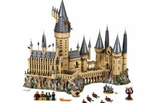 LEGO Le château de Poudlard