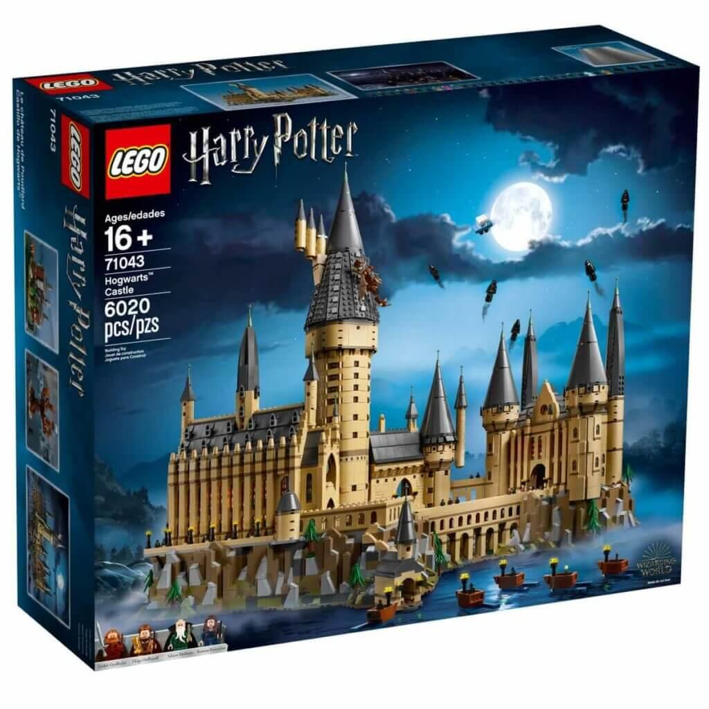 Ensemble LEGO Le château de Poudlard
