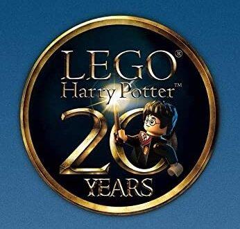 4 nouveaux sets lego Harry Potter