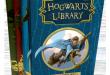 Nouvelle version de la bibliothèque de Poudlard