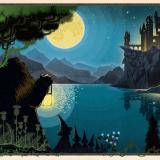 Minalima-Philosophers-Stone-Hagrid-Hogwarts