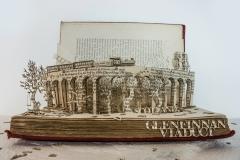 Pont Glenfinnan sculpté